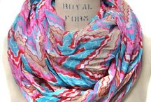Clothing & Accessories - Fashion Scarves