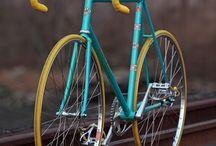 Bikes / by Rufino Lasaosa