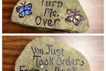 Sassy Rocks