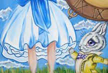 Just Alice... / by Kristin Ganas
