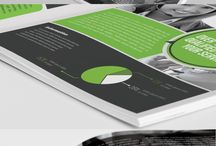 Report/ Brochure Designs