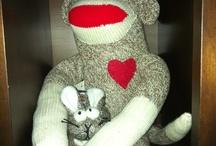 Sock Monkeys / Sock Monkeys - because!