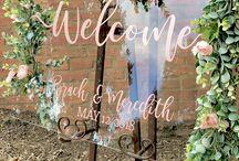 Rosegold Wedding Theme