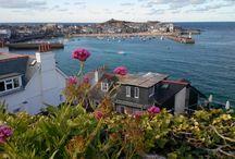 Cornwall / Cornwall, Großbritannien