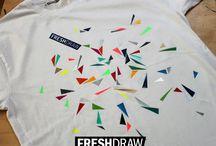 by freshdraw.com / tshirts, etc...