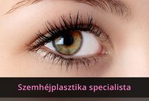 Szemhéjplasztika / #szemhéjplasztikai eljárások