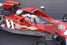F5000 / British F5000 pictures by Mike Hayward from 1969-1972