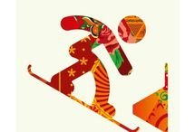 Sochi Winter Games / 2014 Winter Games ! World party of wintersports.