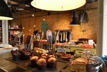 London concept stores / Interesting, new retailing experience stores in london