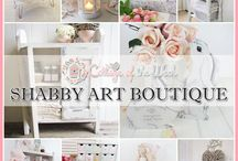The Cottage of the Week Shabby Art Boutique / by Andrea Cammarata
