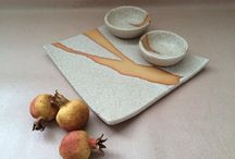 Ceramica Utilitaria en Gres / Tacitas de café y otros
