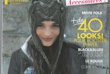CATALOGUES TRICOT / Points tricot