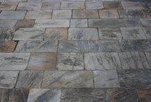 Pavers - Stone (Rectangle random sizes)