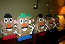 Potato head party