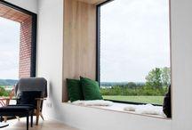 banc fenêtre
