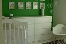 cunas y habitaciones para bebes