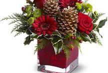 vánoční vazby