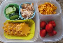 Kids lunches  / by Jennifer