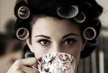 Drinking Tea / I love Tea..anything about Tea. / by Eve Rothacker