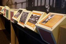 Exhibits design and ideas