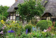 Cottages à la campagne