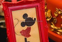 Festa Minnie - Inspiração festa da Lari