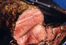 Meats / Beef, Pork, Lamb and Game / by Bettye Forster