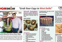 Awesome coverage of Seven Seas in Zoom Delhi newspaper. Zoom Delhi Rocks....