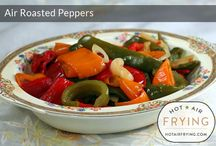 Vegetables recips to air fryer