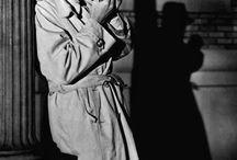 film noir photograms