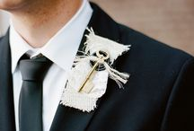 ButtonHoles for the Groom