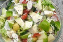 salad / by Crystal Loeber