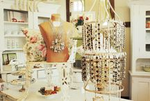 Jewelry display / by Thelma Wilson-Winger