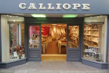 Calliope in Alton / We opened our second shop, at Westbrook Walk, Alton, Hampshire, in June 2014. Come and see us!