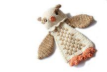Poupées en laine