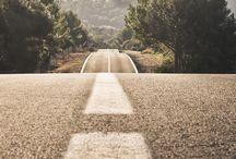 Na estrada ⛰