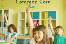 Classroom - Common Core / by Debbie Jones