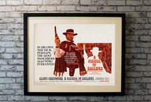 At The Movies - Original Film Posters / Movie posters have a particular appeal not just for the film fans, but art lovers as well.