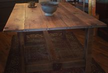 Rustic/ Industrial Inspiration / Crusty goodness. Reclamation at its finest.