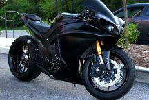 yamaha r3 black