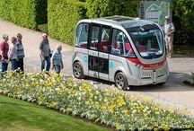Navya electric bus
