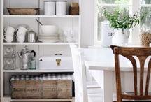 kitchen / by Maria Koschmeder