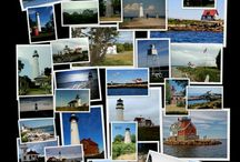 Lighthouses / My Third board about architectonic buildings