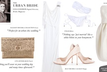 Wedding Inspiration: Lisa Gooder, Brides Magazine  / Editor's picks for the ultimate urban-chic wedding  / by Shopbop