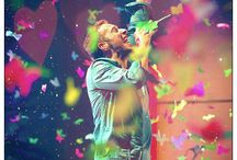 COLDPLAY / Chris martin/jonny buckland/will champion/guy berryman...