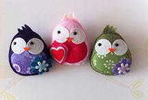 Cute sewing & wool craft