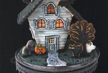 Tartas de Hallowen