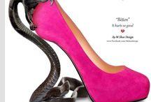 Bijzondere schoenen / Titel spreekt voor zich ........