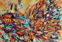 Vlinders  Kunst