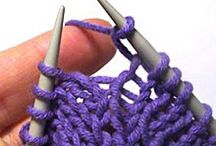 Knitting Tips and Tricks / Our collection of helpful hints for knitting and crochet is a great resource when a technique has you stymied.